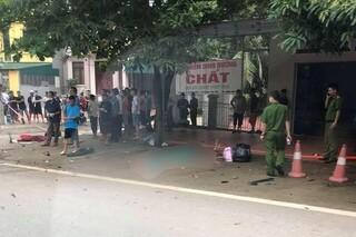 Tạm giam 4 tháng tài xế ô tô tông xe máy khiến 3 người chết ở Phú Thọ