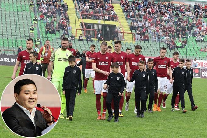FK Sarajevo có cơ hội dự Europa League