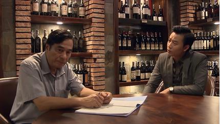 'Lựa chọn số phận' tập 69: Tấn lật mặt khiến Lộc chủ tịch choáng váng