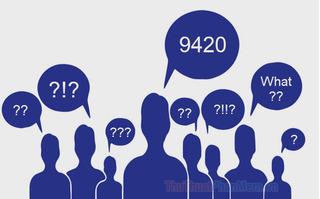 9420 là gì? Ý nghĩa các con số trong tiếng Trung giới trẻ hay dùng