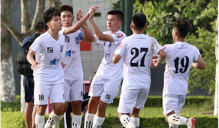 Thắng đậm U17 HAGL, U17 Nutifood vào chung kết U17 quốc gia