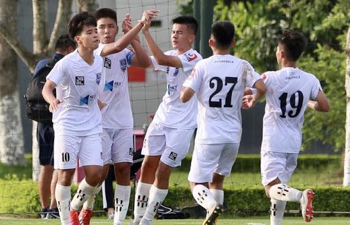 U17 Nutifood vào chung kết U17 quốc gia 2020 sau khi đánh bại U17 HAGL