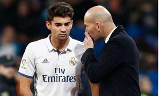 Con trai Zidane gia nhập đội bóng châu Phi