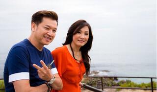 Sau ly hôn, Quang Minh vẫn gửi lời chúc sinh nhật ngọt ngào đến Hồng Đào