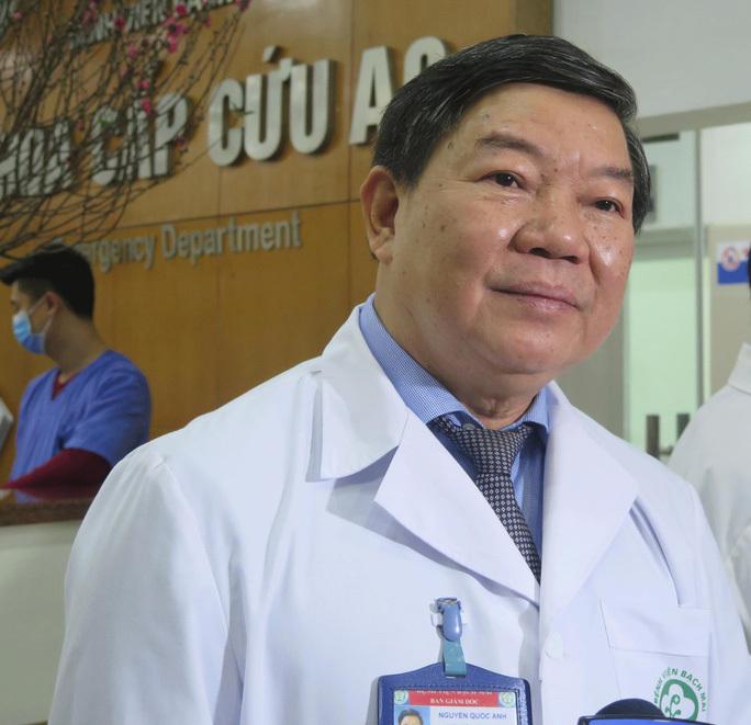 Trước khi bị bắt, nguyên Giám đốc BV Bạch Mai nói gì?