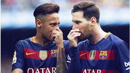Messi và Neymar không hài lòng với cách hành xử của Barca