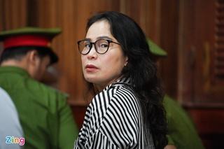Bà Lê Thị Thanh Thúy kháng cáo kêu oan