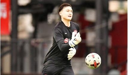 Đặng Văn Lâm nhận tin vui trước vòng 7 Thai League