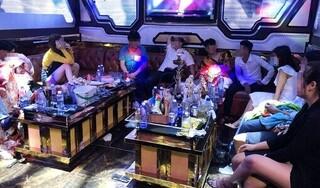 Đột kích quán karaoke tại TP.HCM phát hiện 33 người dương tính với ma túy