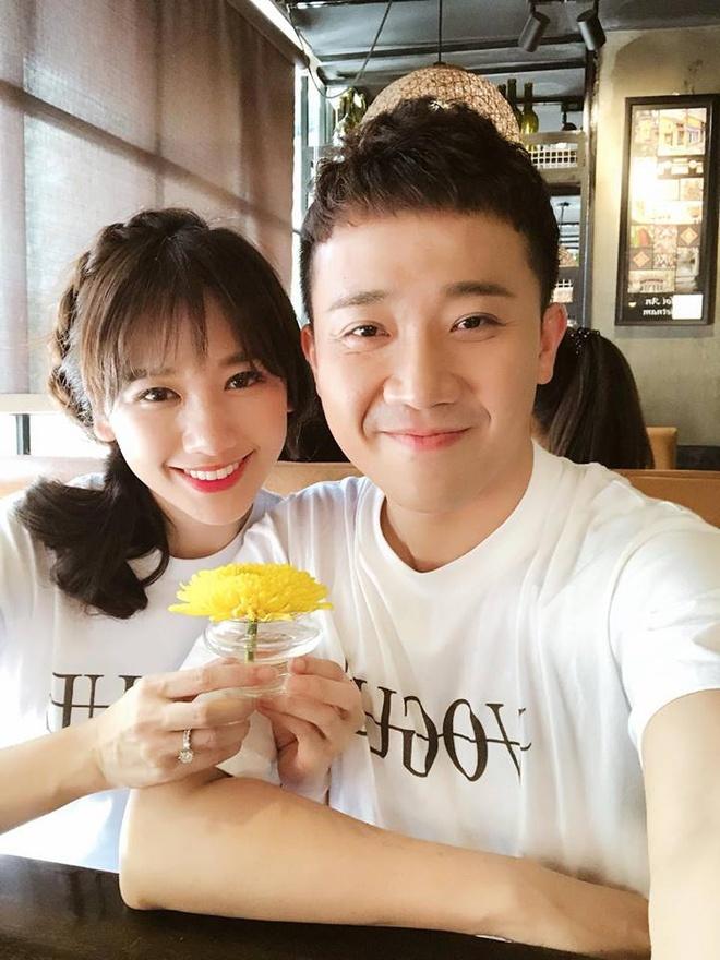 Hari Won tiết lộ từng cản Trấn Thành cưới mình