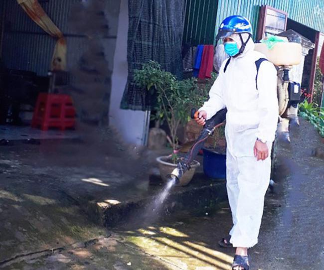 Bệnh tay chân miệng bùng phát ở 4 trường học tại Lâm Đồng