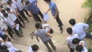 Tin tức trong ngày 26/9: Một học lớp 8 gãy tay khi rơi từ tầng 3 xuống sân trường