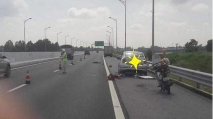 Tin tức tai nạn giao thông ngày 26/9: Dừng thay lốp, một người bị xe tải tông tử vong