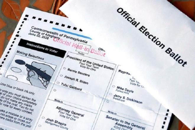 Tìm thấy người vứt 7 phiếu bầu cho Trump vào thùng rác