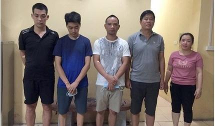 Hà Nội: Bắt giữ nhóm cá độ bóng đá giao dịch 1.000 tỷ đồng