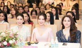 Cố vấn thẩm mỹ Xuân Hương sát cánh cùng các thí sinh Hoa hậu Việt Nam 2020 trong vòng sơ khảo phía Nam