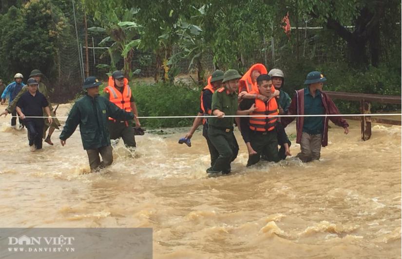 Phú Thọ mưa lớn khiến 9 người thương vong