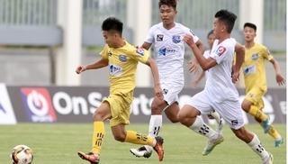 Đánh bại U17 Nutifood, đội bóng của Văn Quyến vô địch U17 quốc gia
