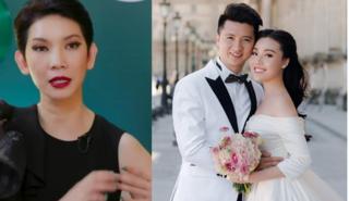 Siêu mẫu Xuân Lan bị 'team' của diễn viên Trọng Hưng công kích