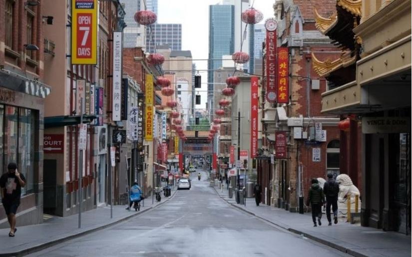 Một thành phố ở Australia được nới lỏng phong tỏa