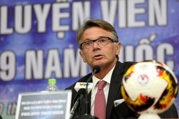 HLV Philippe Troussier muốn Việt Nam tiếp cận mục tiêu World Cup