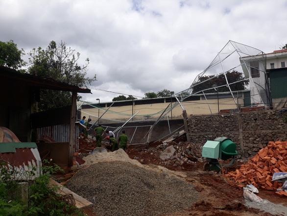 Tin tức trong ngày 28/9: Sập bờ kè ở Đắk Nông, một người tử vong