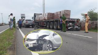 Tin tức tai nạn giao thông ngày 28/9: TNGT liên hoàn trên QL10 khiến 4 người thương vong