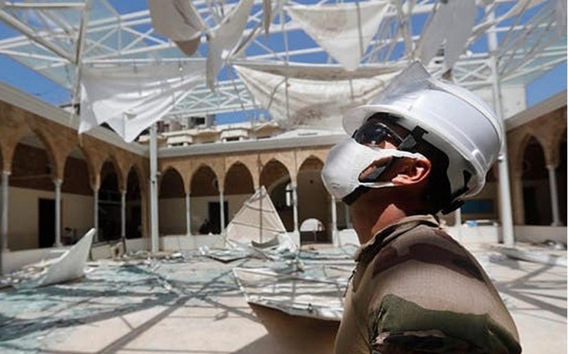 Lebanon: Các vụ nổ tại cảng Beirut khiến 163 trường học bị phá hủy