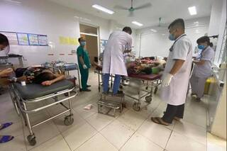 Ba mẹ con ở Hà Tĩnh bị truy sát, một người tử vong