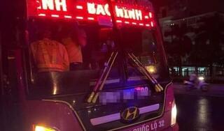 Chở quá số người, xe khách tuyến Yên Bái - Hà Nội bị phạt 16,5 triệu đồng
