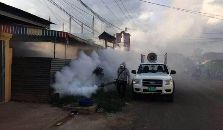Campuchia cảnh báo sốt Chikungunya bùng phát tại khu vực giáp Việt Nam