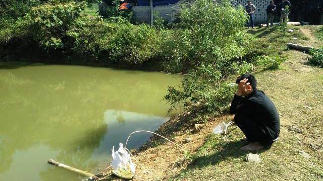2 nam sinh ở Nghệ An đuối nước dưới ao