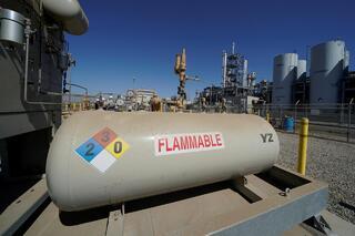 Giá gas hôm nay 29/9: Do nhu cầu suy yếu, giá gas giảm trở lại
