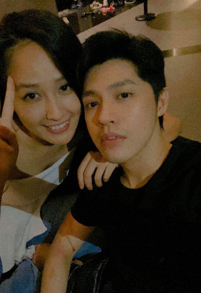 Hết khen đẹp trai, Mai Phương Thúy còn công khai nhận Noo Phước Thịnh là 'chồng mình'