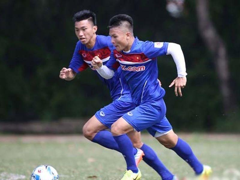 Hà Nội FC đón tin vui từ Quang Hải