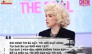 Hương Giang bật khóc vì đã quá vô tâm với người bà quá cố