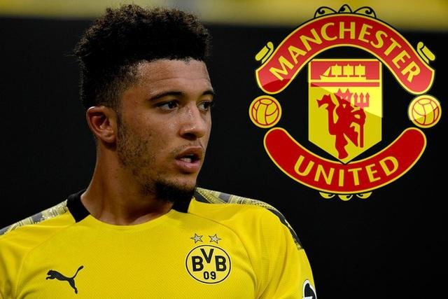 MU bán 7 cầu thủ để mua Jadon Sancho