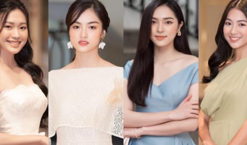 Dàn thí sinh 'sáng giá' tại sơ khảo miền Bắc Hoa hậu Việt Nam 2020