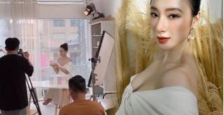 Khoe ảnh quyến rũ, fan háo hức mong Angela Phương Trinh quay lại showbiz
