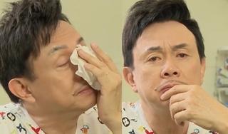 Danh hài Chí Tài bật khóc trên sóng truyền hình vì nhớ vợ