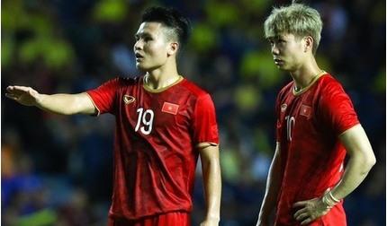 Quang Hải, Công Phượng nguy cơ vắng mặt ở AFC Cup