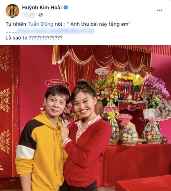 Fan rần rần khi Tuấn Dũng cover 'Hoa nở không màu' tặng Lê Lộc