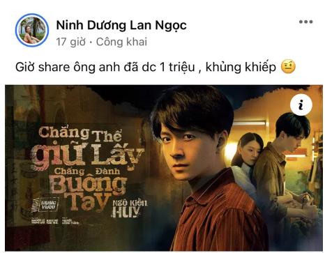 Sao Việt ủng hộ tinh thần Ngô Kiến Huy sau ồn ào con riêng với em gái Thanh Thảo
