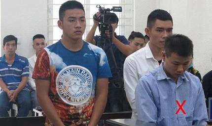 Kẻ dùng súng cướp Ngân hàng Techcombank Sóc Sơn lĩnh án