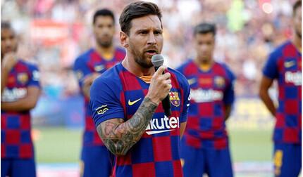 Tin tức thể thao nổi bật ngày 1/10/2020: Messi làm hòa với ban lãnh đạo Barca