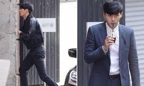 Giữa tin đồn hẹn hò Son Ye Jin, Hyun Bin bị khui ảnh vội vàng đi 'tân trang nhan sắc'