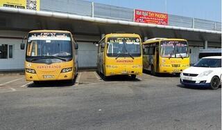Xe buýt Quảng Nam không được vào nội thành Đà Nẵng từ 1/10