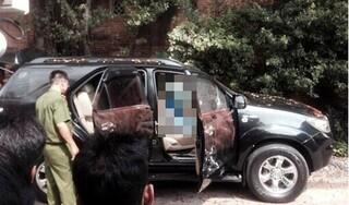 Hé lộ nguyên nhân đôi nam nữ tử vong trong ô tô đang nổ máy ở Thái Nguyên