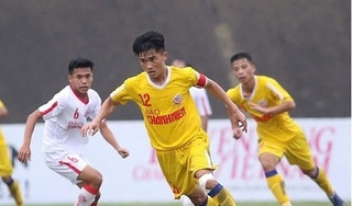Tiền vệ SLNA chia tay V.League vì chấn thương