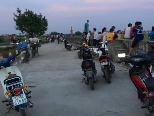 Đi chơi trung thu, bé trai 7 tuổi ở Nam Định đuối nước thương tâm
